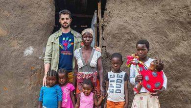 alok africa 390x220 - Alok faz show beneficente na África