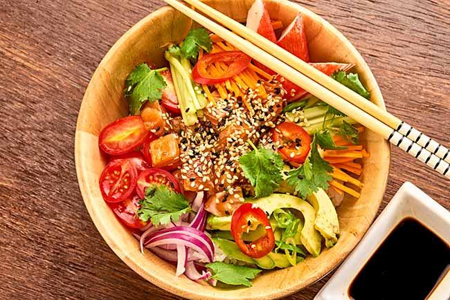 azuma food  160 - POKE MIROKUMAI