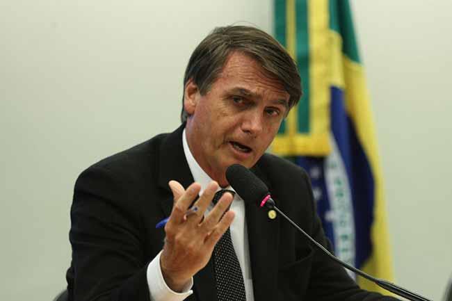 bolsonaro 1 - Bolsonaro se prepara para Fórum Econômico Mundial, em Davos