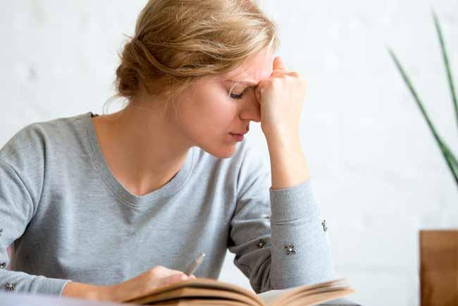 cansaço - Síndrome do burn out causa esgotamento físico e mental