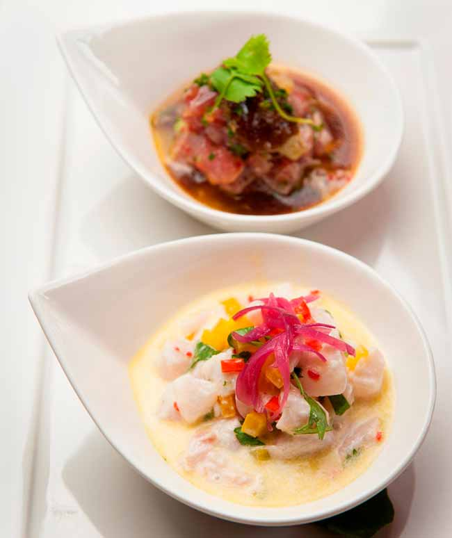 ceviches - Chef do Hilton Copacabana ensina tango de ceviches