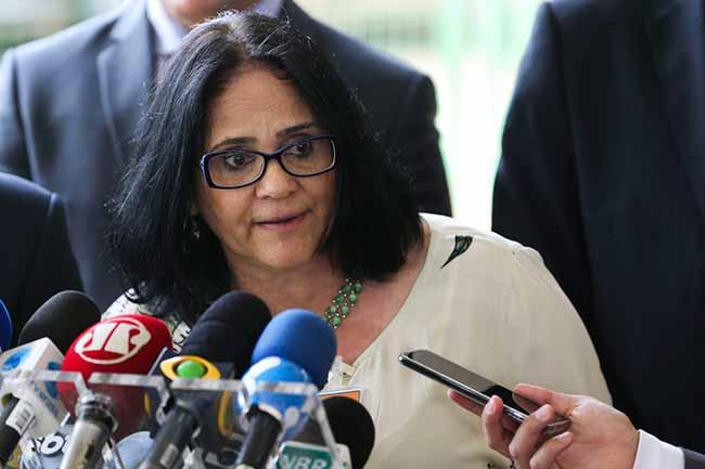 damaris - Damares Alves assumirá Ministério da Mulher, Família e Direitos Humanos