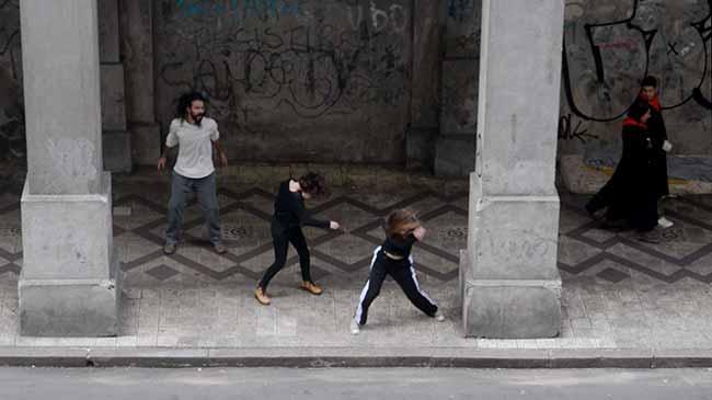 dança poa - Dança contemporânea em cartaz na Sala Álvaro Moreyra