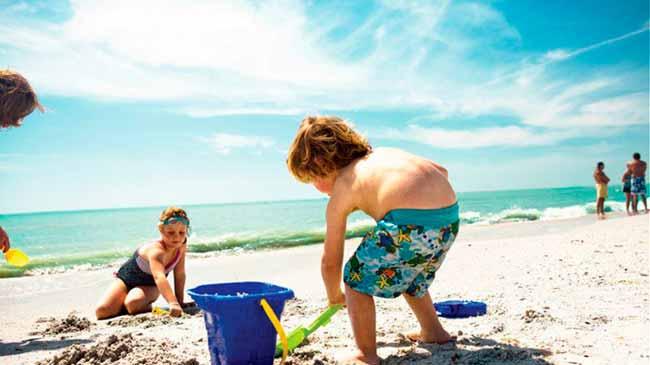 feriasverao - Cuidados com a saúde durante as férias de verão