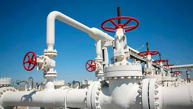 gas natural - Produção de gás natural foi recorde em outubro