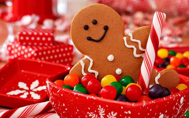 ginger - Ceias de Natal pelo mundo