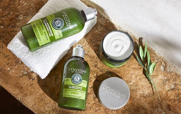 haircarenourishing 1 m03 14 web  - L'Occitane en Provenceapresenta linha Aromacologia Cuidado Nutritivo