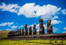 Ilha de Páscoa enfrenta o impacto adverso da mudança climática