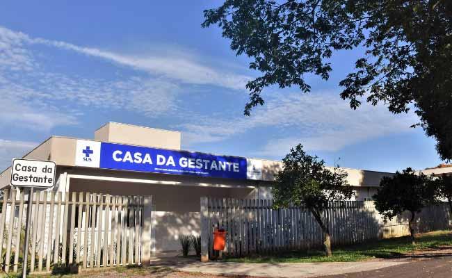 inauguração da Casa da Gestante 1 - Casa da Gestante é um marco na assistência às mamães e bebês na Região Sul do País