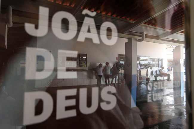joao de deus 1 - Centro de João de Deus manterá atendimentos