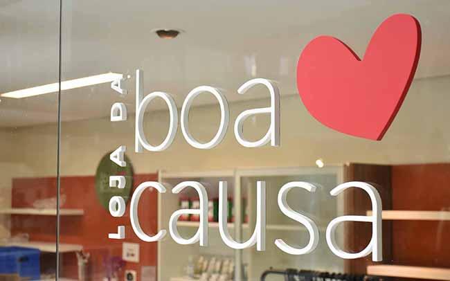 loja da boa causa alexandre fritsch - Santa Casade Porto Alegre inaugura Loja da Boa Causa