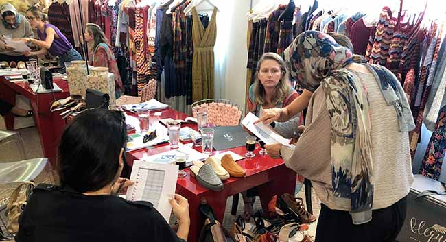 mercarabes - Árabes interessados no calçado brasileiro