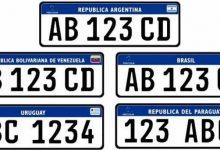 Photo of Placas do Mercosul serão obrigatórias a partir de 31 de janeiro