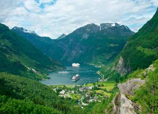 Sugestão de roteiro para conhecer a Noruega
