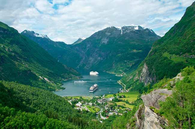 norway8 - Sugestão de roteiro para conhecer a Noruega
