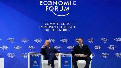 22012019 sesso plenria do frum econmico mundial 45925349105 odv 390x220 - Em Davos, Bolsonaro diz que vai trabalhar para o Brasil ser exemplo mundial