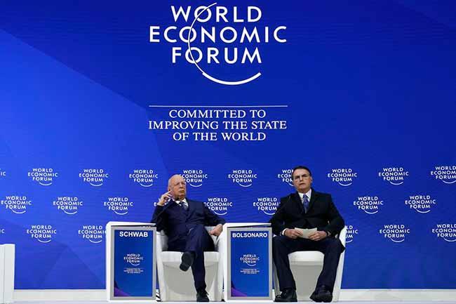22012019 sesso plenria do frum econmico mundial 45925349105 odv - Em Davos, Bolsonaro diz que vai trabalhar para o Brasil ser exemplo mundial