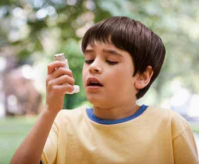 Asma em crianças 1 - Asma em crianças: é possível conviver bem com a doença