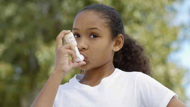 Asma em crianças - Asma em crianças: é possível conviver bem com a doença