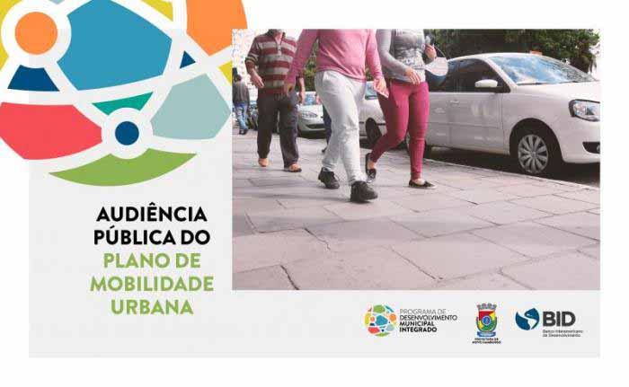Audiência pública sobre mobilidade apresentará resultados das pesquisas - Audiência pública sobre mobilidade apresentará resultados das pesquisas