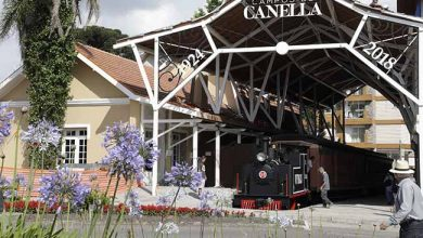 Cleiton Thiele 390x220 - Estação Campos de Canella confirma inauguração dia 30 de janeiro