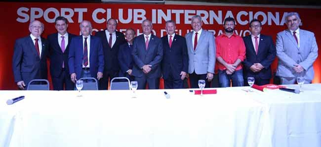 Conselho de Gestão do Inter 1 - Inter empossa seu Conselho de Gestão para biênio 2019/2020