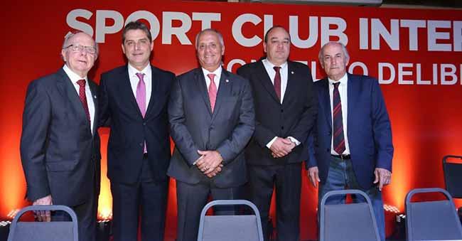 Conselho de Gestão do Inter - Inter empossa seu Conselho de Gestão para biênio 2019/2020