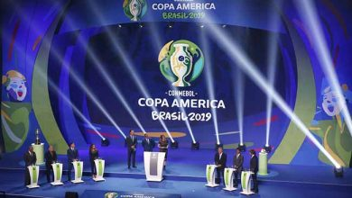 Copa América 2019 no Brasil 390x220 - A Copa América irá ocorrer no Brasil entre 14 de junho e 7 de julho