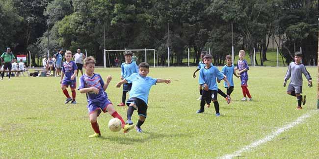 Copa Futebol Salvador do Sul 2 - Copa de Futebol Infantil de Salvador do Sul já tem seus classificados