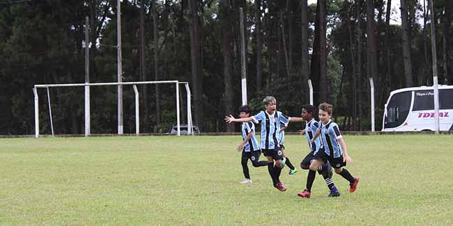 Copa Futebol Salvador do Sul 3 - Copa de Futebol Infantil de Salvador do Sul já tem seus classificados
