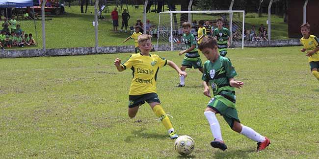 Copa Futebol Salvador do Sul - Copa de Futebol Infantil de Salvador do Sul já tem seus classificados