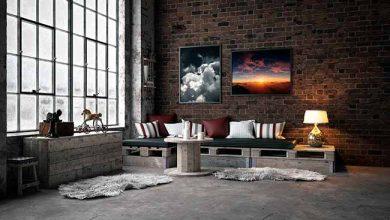 Decoração Industrial III 390x220 - Telhanorte dá dicas para escolher o piso para decoração industrial