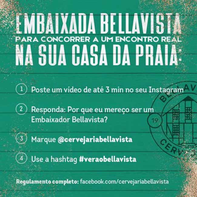 EmbaixadaBellavista - Embaixada Bellavista promove encontros reais no litoral gaúcho