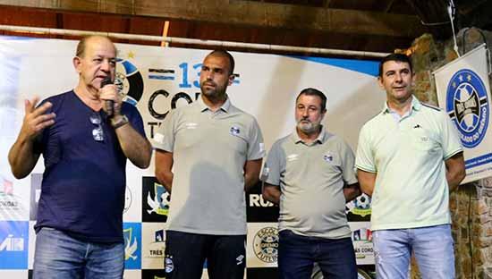 Escola do Grêmio promove a 13ª Copa Tricolor 2 - Escola do Grêmio promove a 13ª Copa Tricolor
