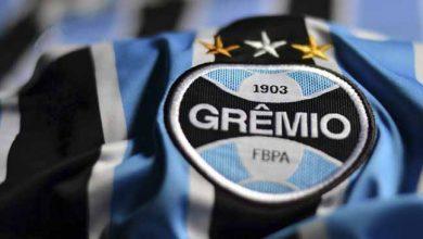 Escudo do GrÊmio 390x220 - Grêmio anuncia novo Gerente Executivo de Futebol