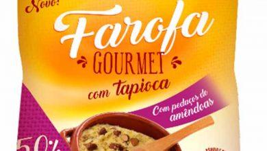 Farofa de Tapioca com Amendôas 390x220 - Farofa de Tapioca com Amendôas