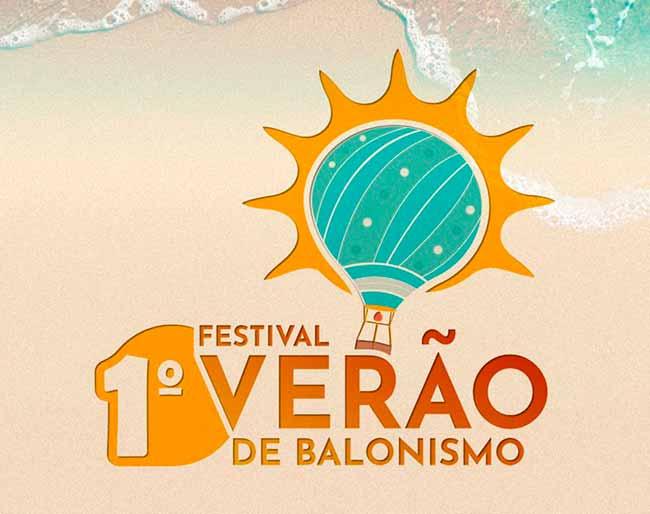 Festival Verão de Balonismo - Festival Verão de Balonismo acontece nesta sexta e sábado em Torres