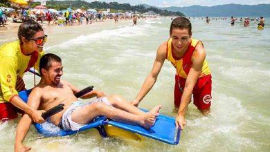 Florianópolis é exemplo em inclusão social na temporada de verão 390x220 - Florianópolis é exemplo em inclusão social na temporada de verão