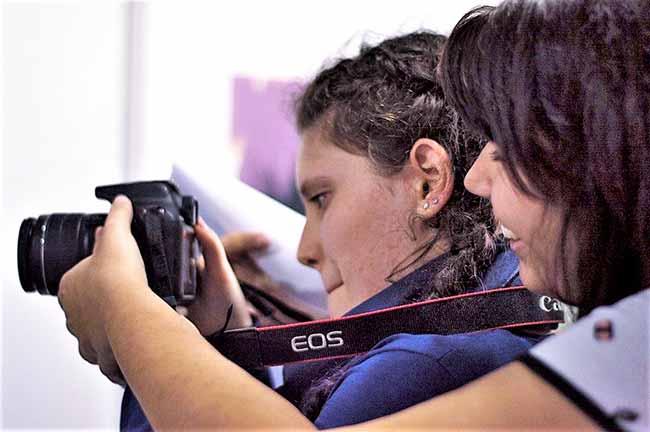 Foto Cinema Popular Foto Luciana Tubello Caldas - Casa de Cultura Mario Quintana oferece oficina gratuita de cinema