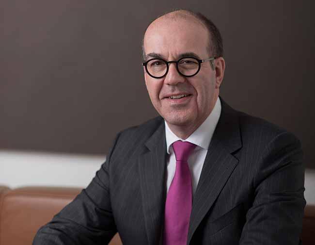 Frédéric Lamotte - Frédéric Lamotte é novo diretor global das Américas da Indosuez Wealth Management Group