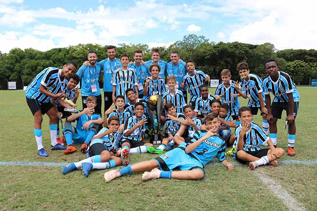Grêmio é campeão no IberCup 2019 1 - Grêmio é campeão no IberCup 2019