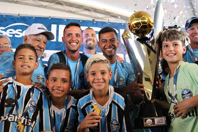 Grêmio é campeão no IberCup 2019 5 - Grêmio é campeão no IberCup 2019