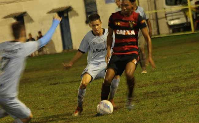 Grêmio derrota o Sport pela Copa Santiago de Futebol Juvenil - Grêmio derrota o Sport pela Copa Santiago de Futebol Juvenil