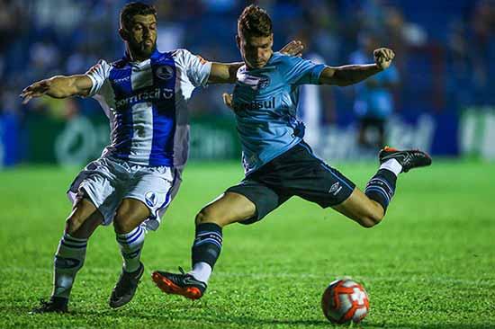 Grêmio empata com o Aimoré no Cristo Rei 1 - Grêmio empata com o Aimoré no Cristo Rei