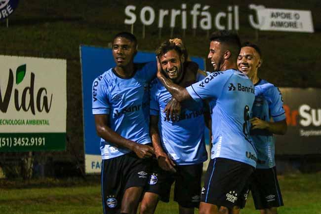 Grêmio empata com o Aimoré no Cristo Rei 3 - Grêmio empata com o Aimoré no Cristo Rei