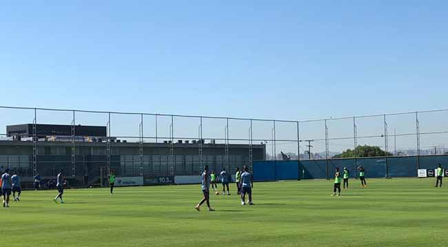 Grêmio vence Cruzeiro em jogo treino nesta manhã - Grêmio vence Cruzeiro em jogo-treino nesta manhã