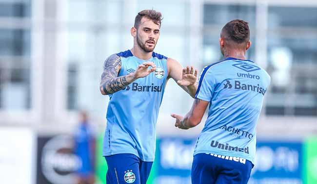 Grêmio vence jogo treino contra o Ypiranga RS - Grêmio vence jogo-treino contra o Ypiranga-RS