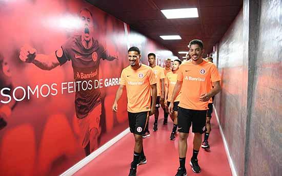 Grupo colorado se reapresenta para a pré temporada 2019 3 - Elenco do Inter se reapresenta para a pré-temporada 2019