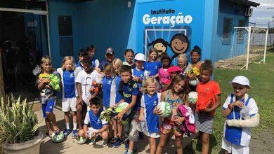 Instituto Geração Tricolor 390x220 - Instituto Geração Tricolor recebe doação