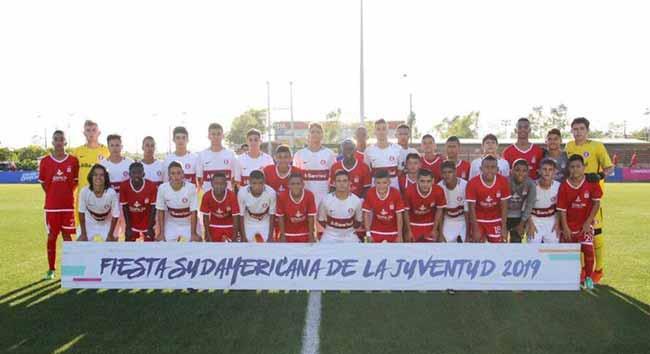 Inter Sub 13 atropela América de Cali 1 - Inter Sub-13 atropela América de Cali pelo Sul-Americano da Conmebol